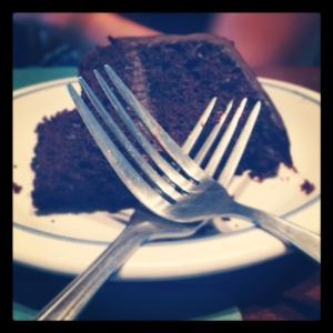 cake, vegan, diet, happiness, relationships