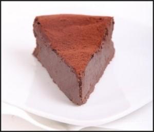 vegan divas, gluten-free, chocolate cake