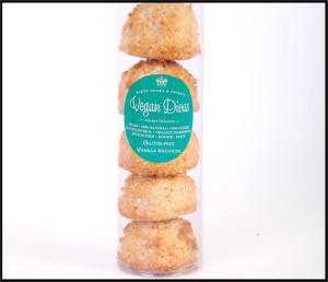 Gluten Free Vanilaa macaroons
